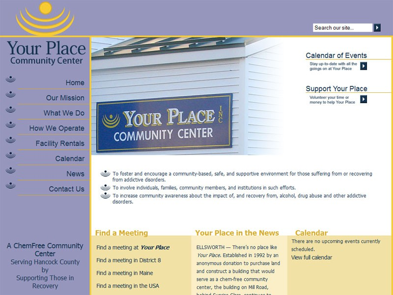 Your Place Community Center