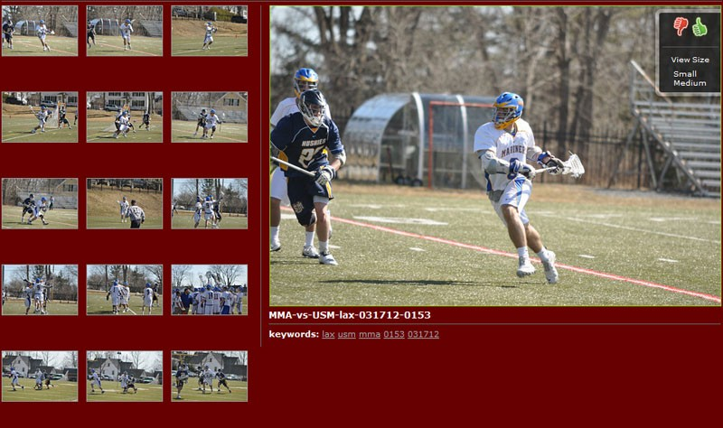 Maine Maritime vs Southern Maine 3/17/12