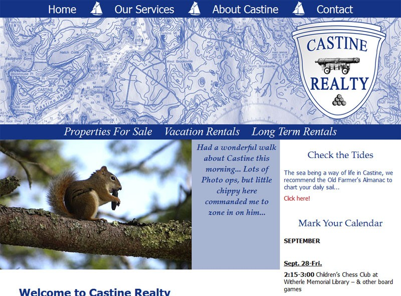 Castine Realty